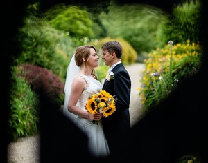 wedding florist in hertfordshire