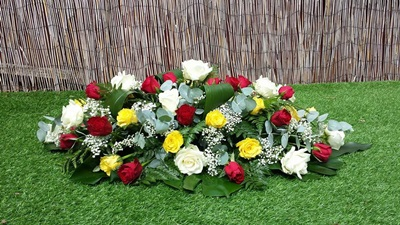 Floral Funeral Wreaths