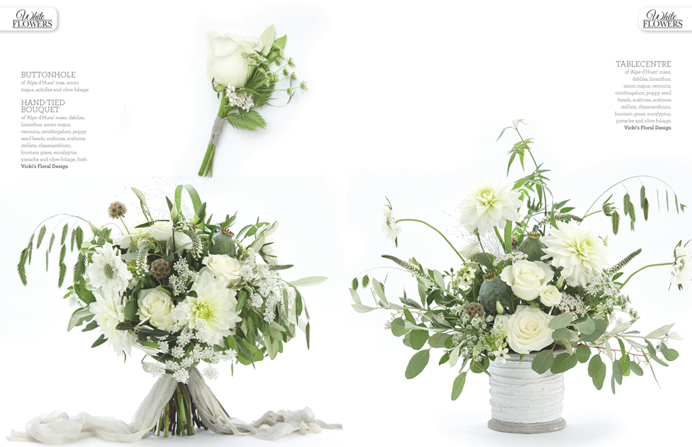 Wedding Flowers and Accessories Magazine