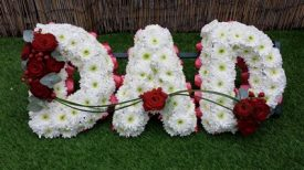 Foral Funeral Tributes