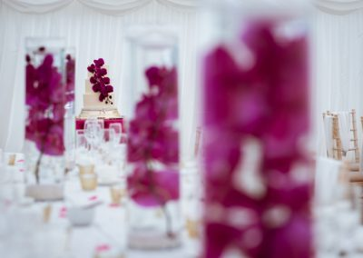 Florist for wedding themes in Hertfordshire
