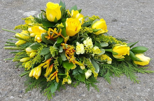 Beautiful Floral funeral tributes