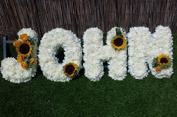 Funeral flowers in Hertfordshire