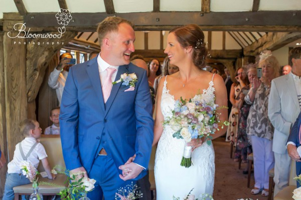 Wedding Flowers by Vicky Cowell