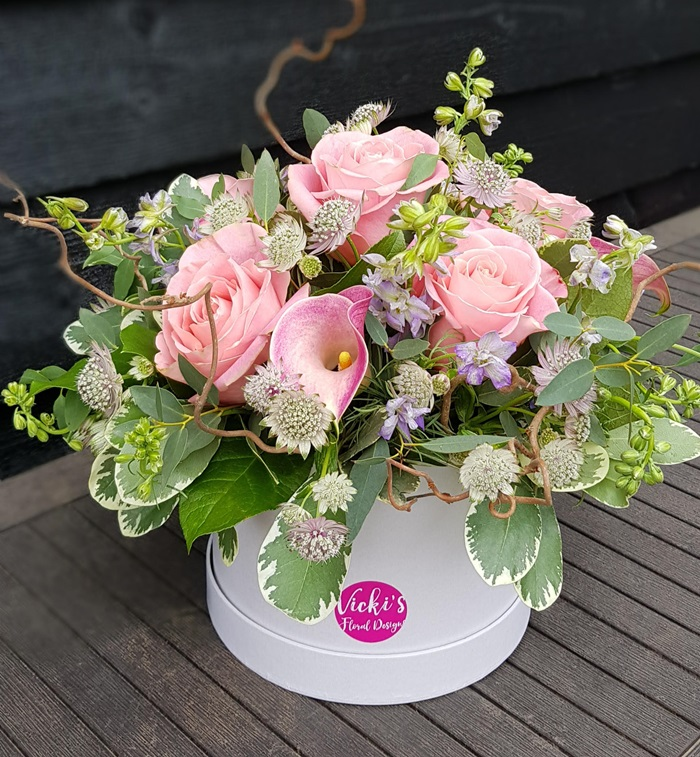 Floral gift bouquets in Hertfordshire