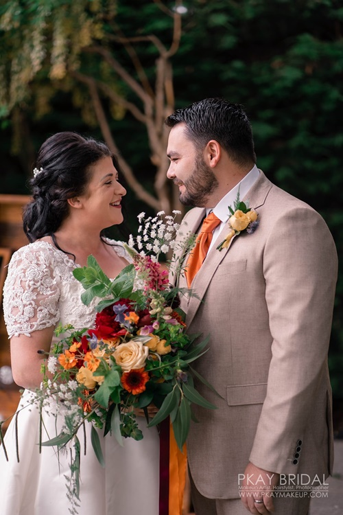 Wedding flowers by Vickis Floral Designs