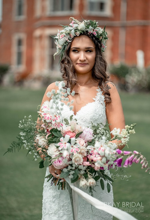 Wedding shoot at The Hertfordshire Golf and Country Club